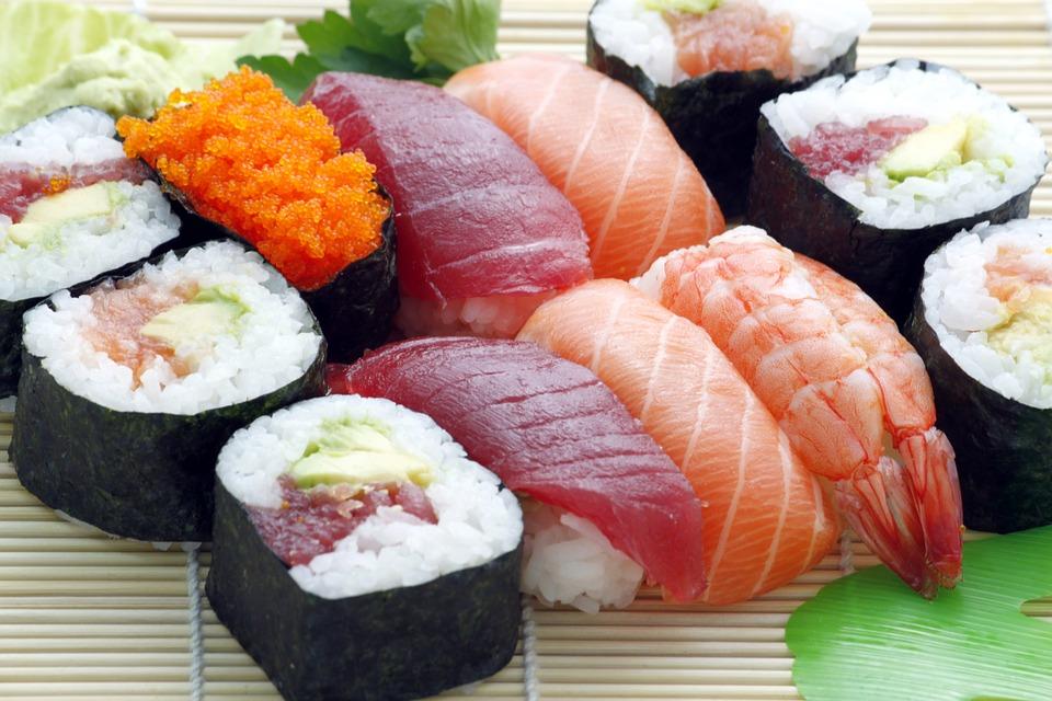 Sushi von eat happy