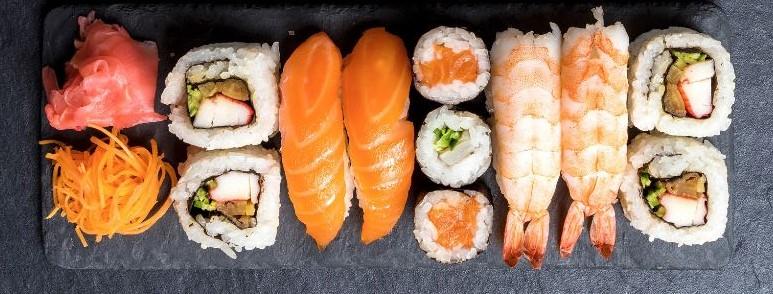 Sushi von EatHappy!